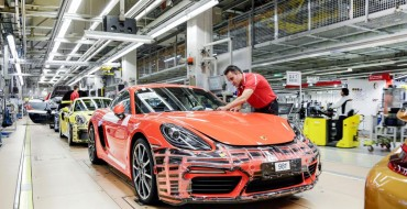 Porsche Employees Get €9,700 Bonus After Record Year
