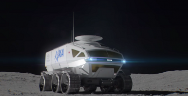 Toyota Will Build Japan's Moon Rover