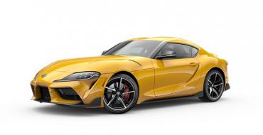 2020 Toyota Supra Color Configurator Goes Live