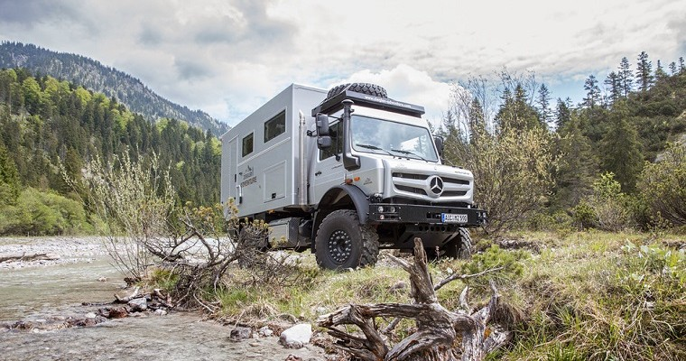 The Moghome is a Motorhome You Can Take Anywhere