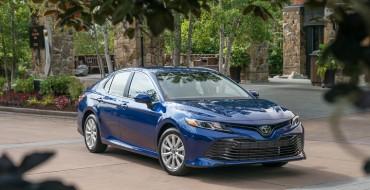 Toyota Offers Apple CarPlay & Amazon Alexa Retrofits on 2018 Camry & Sienna
