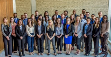 Ford Thirty Under 30 Class of 2019 Meets Up for First Time