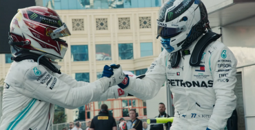 2019 Azerbaijan GP: Bottas On Top Again