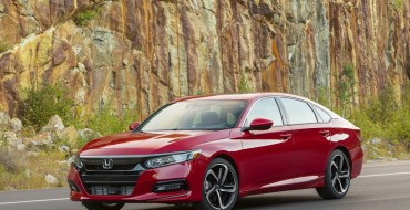 Honda Accord and Odyssey Earn 2019 Edmunds Best Retained Value Awards