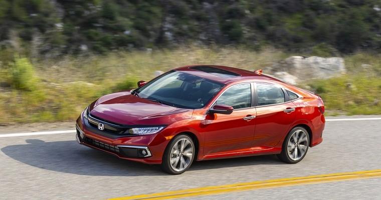 Honda Sales Surge in March
