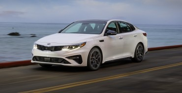 Impressive Increase of Optima Purchases Boosts June Kia Sales
