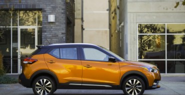 Nissan Kicks Earns Sport on US News' List of 15 Best Cars for Short People for 2019