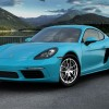 Porsche Developing Fully Electric 718 for 2022