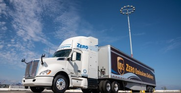 Toyota Unveils Fuel Cell Electric Heavy-Duty Truck