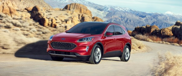 Ford Says 2020 Escape is 'Built Street Smart' in New Commercials