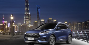 Ford China 2.0 Blueprint is a Five-Plan Approach to Transformation