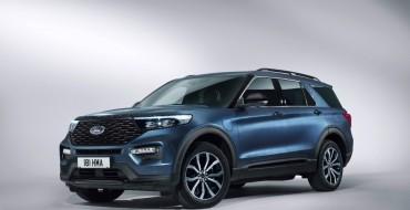 2020 Ford Explorer Plug-In Hybrid Revealed for Europe