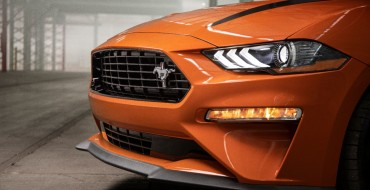 Four-Door Mustang Rumors Swirl After Ford Benchmarks Charger SRT Hellcat