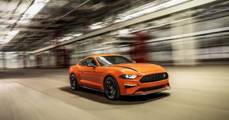 2020 Ford Mustang EcoBoost High Performance Package Equals MORE POWER