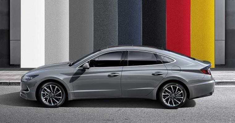 Boston Celebs Showcase Hyundai Sonata 'Smaht Pahk' Tech in Super Bowl Ad
