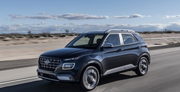 [PHOTOS] 2020 Hyundai Venue Targets Entry-Level SUV Buyers