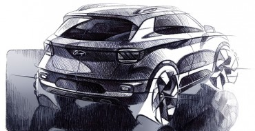 Design Sketches Offer First Glimpse of 2020 Hyundai Venue Crossover
