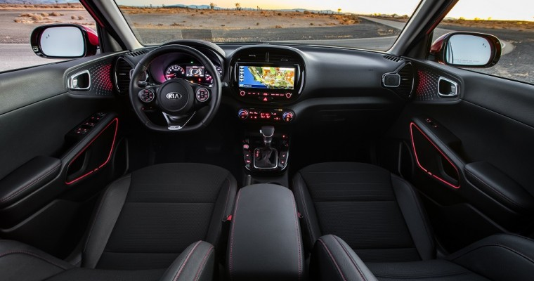 Kia Soul and Its Impressive Tech Recognized by J.D. Power