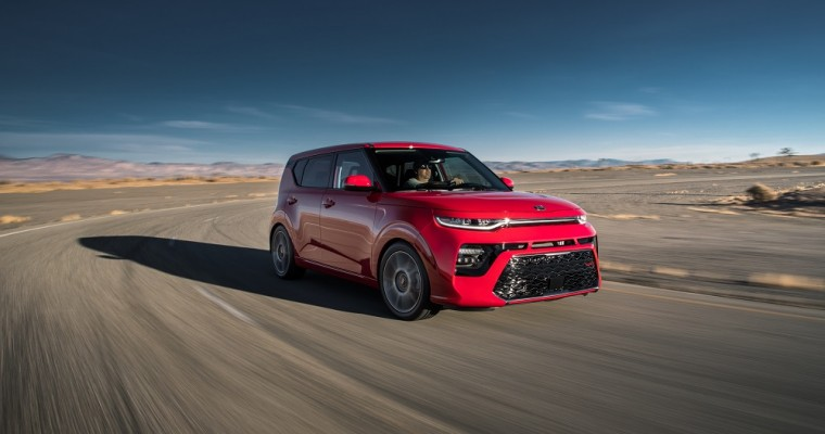 Supremely Safe: The 2020 Kia Soul Earns Top Safety Pick Plus Rating from IIHS