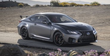 Power and Luxury: The 2020 Lexus RC F Track Edition
