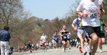INFINITI Gives Back at the Boston Marathon