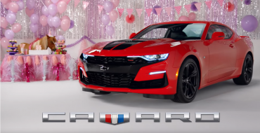 """Chevrolet """"Celebrates"""" the Ford Mustang's Birthday in a New Commercial"""