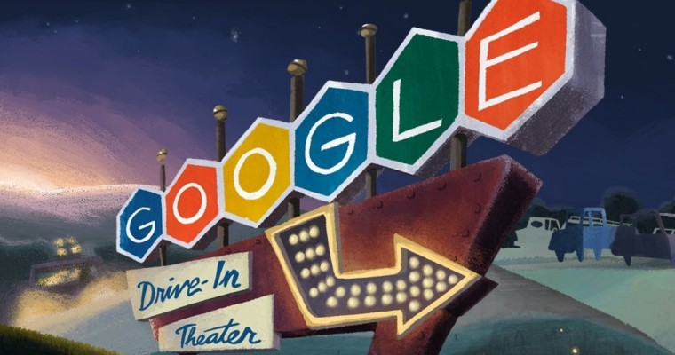 6 Google Doodles Involving Cars & Drivers