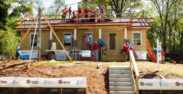 Nissan Partners With Habitat For Humanity for 'Home is the Key'