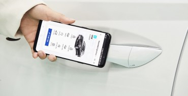 Digital Key Lets Drivers Unlock, Start 2020 Hyundai Sonata Via Smartphone