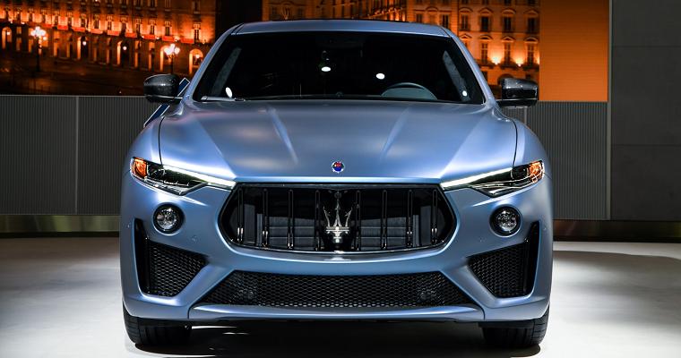 Maserati Premieres New Leather Interior and Customization Program in New York