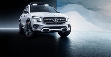 Mercedes-Benz GLB Compact SUV Teaches Us about Chinese Culture