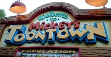 UPDATE: Mickey & Minnie's Runaway Railway on Its Way to Disneyland