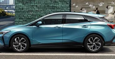 Buick Debuts the VELITE 6 MAV in China