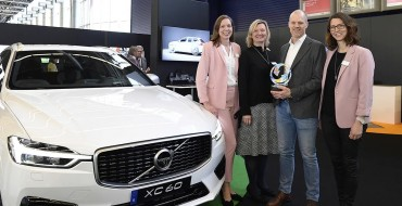 Award-Winning Volvo XC60 is Product of the Year