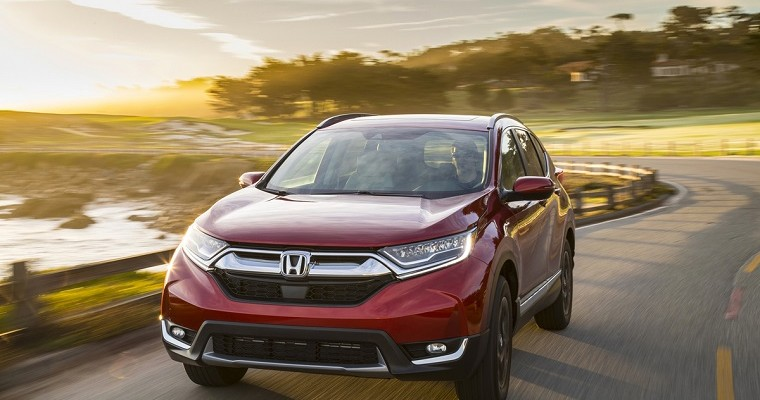 2019 Honda CR-V Beats Toyota RAV4 in Head-to-Head Test