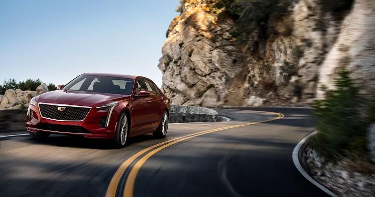 Cadillac CT6 Sedan Will End Its Run in January