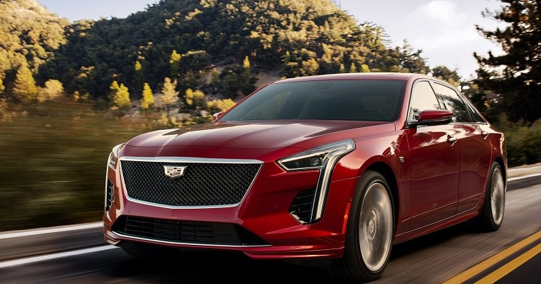 Cadillac CT6 Earns Spot on US News' List of Cars That Are Almost Self-Driving