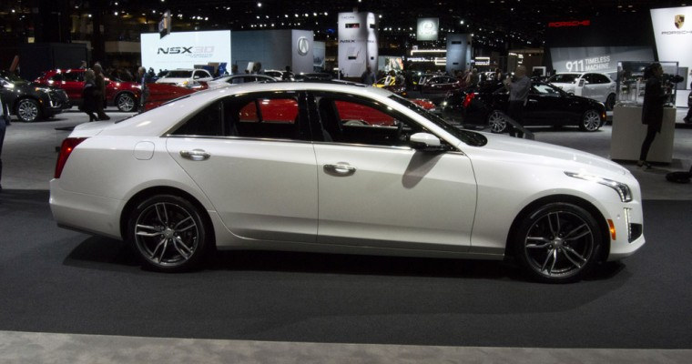 2019 Cadillac CTS Sedan Overview