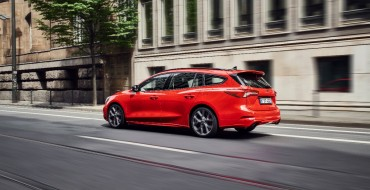 Ford Fusion Sport Wagon Spotted Not Looking Much Like a Wagon