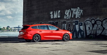 Let's All Be Sad About the Sexy New Ford Focus ST Wagon