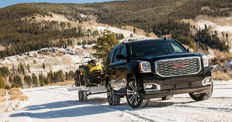 Save 10 Percent on a 2019 GMC Yukon in June 2019