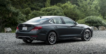 "2019 Genesis G70 Named Canada's ""Best of the Best"""