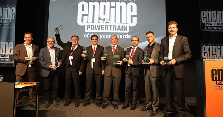 Ford 1.0-Liter EcoBoost Wins 11th IEPOTY Award