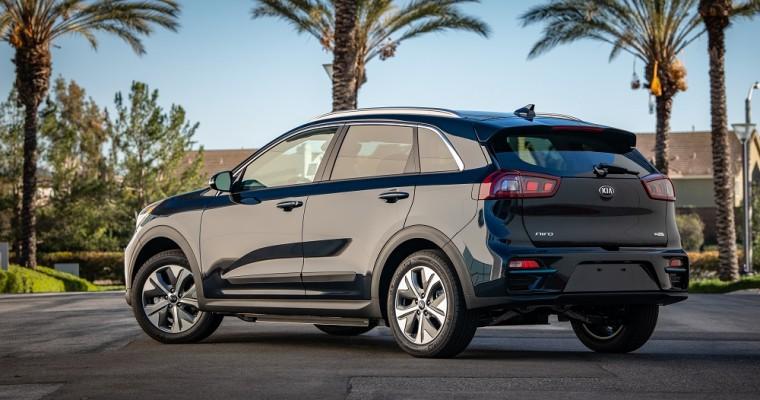 Pricing Revealed for 2019 Kia Niro EV