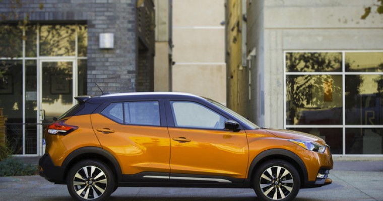 Automotive Science Group's Yearly Economic Study Awards Four Nissan Models