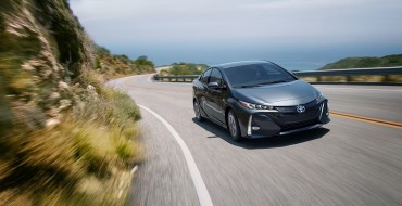 Toyota Launches 2020 Prius Prime with Apple CarPlay and Alexa