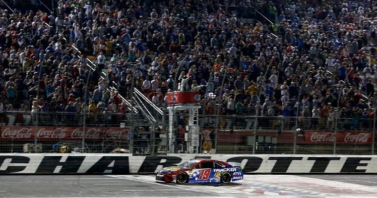 Toyota's Martin Truex Jr Wins Longest NASCAR Race of the Year