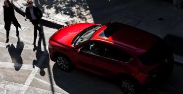 2021 Mazda CX-5 Overview