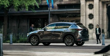 2020 Mazda CX-5 Overview
