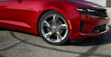 Tire Fill Alert Added to 2020 Chevy Camaro List of Features